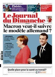 Le Journal du Dimanche - 17 septembre 2017