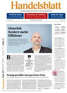 Handelsblatt - 02. Mai 2018