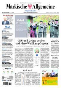 Märkische Allgemeine Prignitz Kurier - 02. Mai 2018