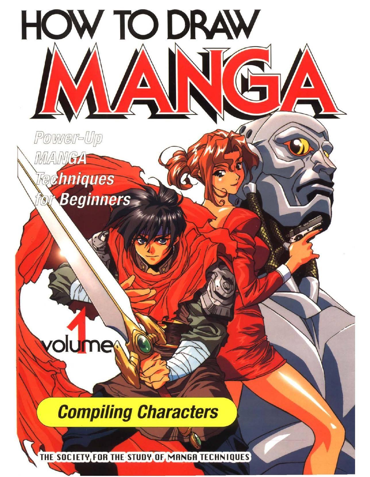 How to Draw Manga Vol 11 Maids Miko r