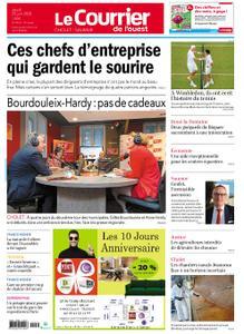 Le Courrier de l'Ouest Cholet – 25 juin 2020