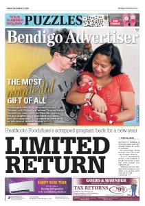 Bendigo Advertiser - December 27, 2019