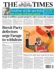The Times - 6 December 2019