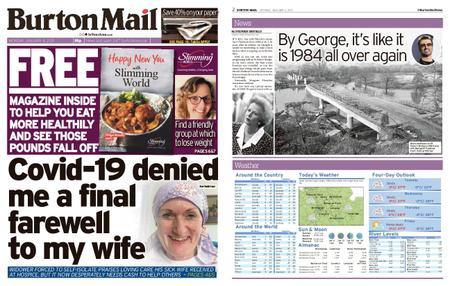 Burton Mail – January 04, 2021