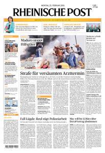 Rheinische Post – 25. Februar 2019
