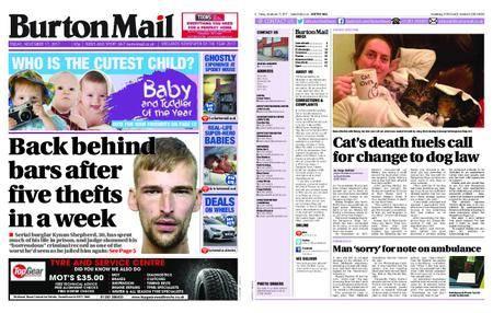 Burton Mail – November 17, 2017