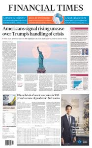 Financial Times Asia - May 8, 2020