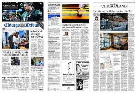 Chicago Tribune – February 05, 2018