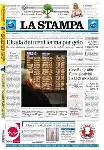La Stampa Imperia e Sanremo - 27 Febbraio 2018