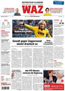 WAZ Westdeutsche Allgemeine Zeitung Bottrop - 21. Mai 2019