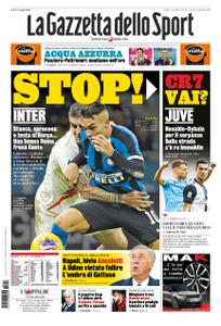 La Gazzetta dello Sport Bergamo – 07 dicembre 2019