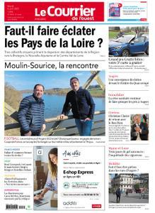 Le Courrier de l'Ouest Angers – 06 avril 2021