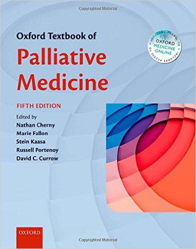 Oxford Textbook of Palliative Medicine, 5 edition (repost)