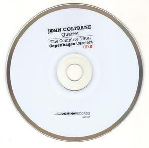 John Coltrane Quartet - The Complete 1962 Copenhagen Concert (2010) {2CD Set Domino Records 891200}