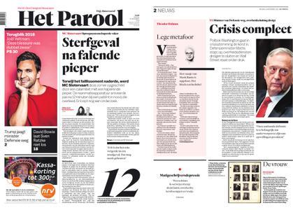 Het Parool – 21 december 2018