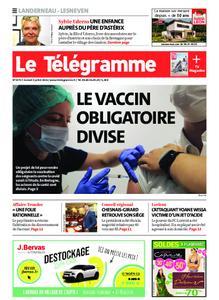 Le Télégramme Landerneau - Lesneven – 03 juillet 2021