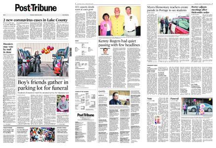 Post-Tribune – March 26, 2020