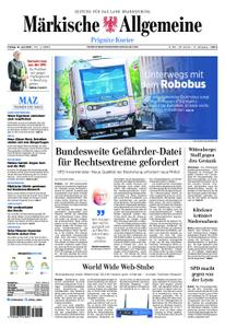 Märkische Allgemeine Prignitz Kurier - 12. Juli 2019