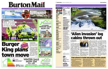 Burton Mail – September 24, 2018