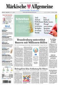 Märkische Allgemeine Luckenwalder Rundschau - 01. August 2018
