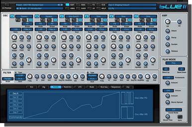 Rob Papen BLUE II v1.0.3a MacOS