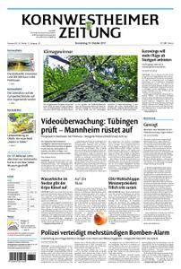 Kornwestheimer Zeitung - 19. Oktober 2017
