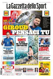 La Gazzetta dello Sport Nazionale - 3 Giugno 2021