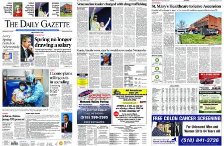 The Daily Gazette – March 27, 2020