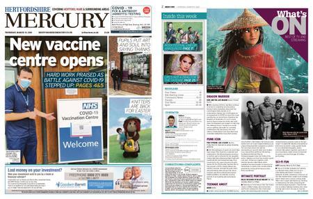 Hertfordshire Mercury – March 11, 2021