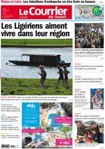 Le Courrier de l'Ouest Angers – 02 mai 2019