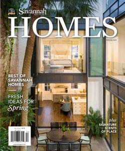 Savannah Homes - Spring 2020