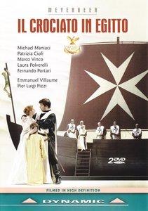 Meyerbeer - Il Crociato in Egitto (Emmanuel Villaume, Michael Maniaci, Patrizia Ciofi) [2007]
