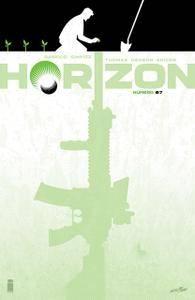 Horizon #1-7, de Brandon Thomas, Juan Gedeon