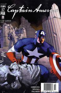 Captain America V4 017 2003