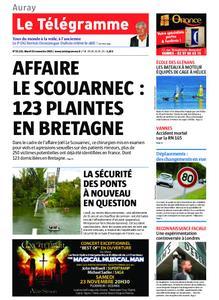 Le Télégramme Auray – 19 novembre 2019