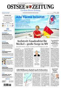 Ostsee Zeitung Wolgast - 19. Juni 2018