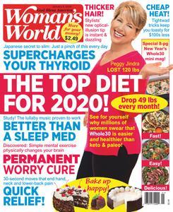 Woman's World USA - January 06, 2020