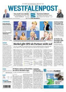 Westfalenpost Wetter - 26. September 2017