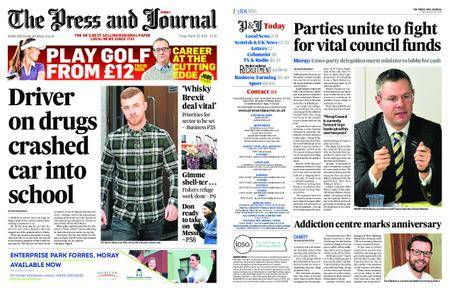 The Press and Journal Moray – March 23, 2018