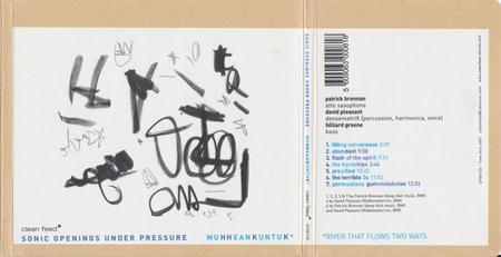 Sonic Openings Under Pressure - Muhheankuntuk (2007)