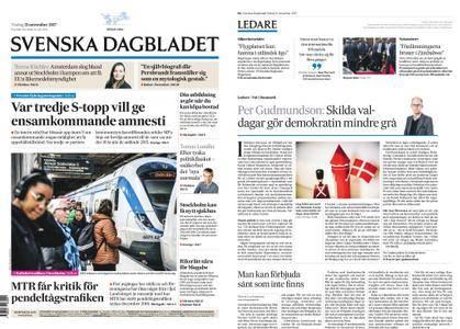 Svenska Dagbladet – 21 november 2017