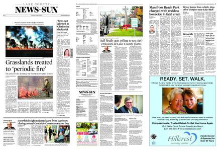 Lake County News-Sun – April 11, 2019