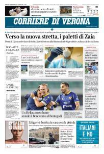 Corriere di Verona - 3 Novembre 2020