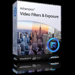 Ashampoo Video Filters & Exposure 1.0.1 Multilingual