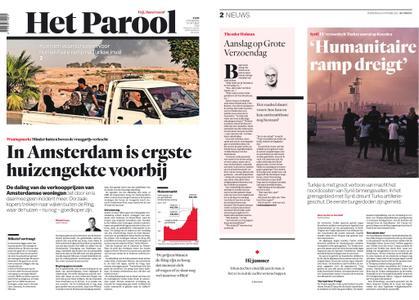 Het Parool – 10 oktober 2019