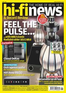 Hi-Fi News - June 2021