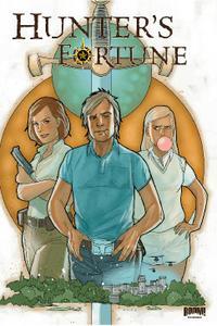 BOOM Studios-Hunter s Fortune 2014 Hybrid Comic eBook
