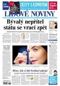 Lidové noviny - 5. dubna 2017