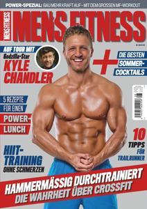 Men's Fitness Germany - August 2019