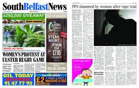 South Belfast News – April 13, 2018